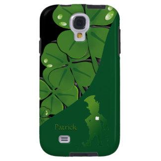 St.Patrick Ireland Shamrock Samsung Galaxy  S4 Cas