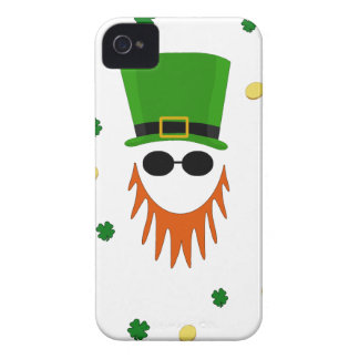 St. Patrick pattern iPhone 4 Case