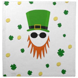 St. Patrick pattern Napkin