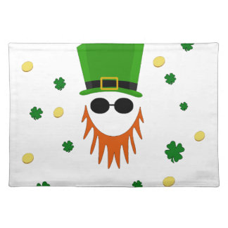 St. Patrick pattern Placemat