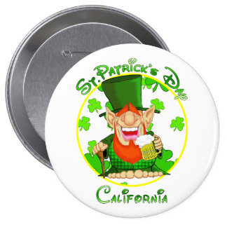 St Patrick s Day California feat Patty O Party Pins