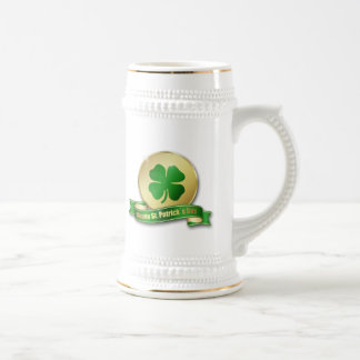 St. Patrick´s Day Coin - Beer Stein