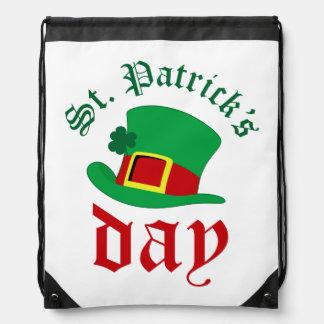 St.Patrick's day Drawstring Bag