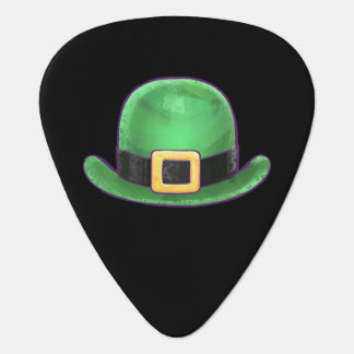 St Patrick's Day Durby Guitar Pick