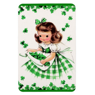 St Patrick s Day Greetings Gift Magnet