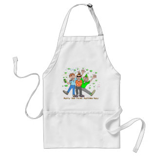 St Patrick s Day Party Aprons