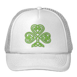 St. Patrick's Day  Shamrock Clover Hat