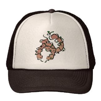St. Patrick's Horseshoes Shamrocks Hat