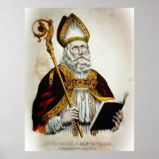 St.-Patrick The Apostle of-Ireland Poster