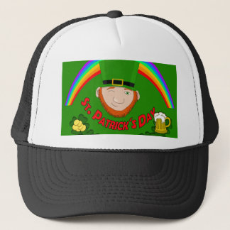 St. Patrick Trucker Hat