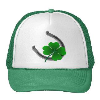 St. Patrick's Cap Lucky Irish Hats Lucky Caps