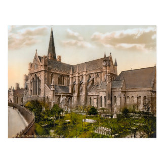 St Patrick's Cathedral 2015 Calendar Postcard
