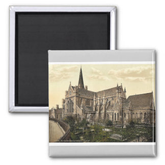 St. Patrick's Cathedral. Dublin. Co. Dublin, Irela Magnet