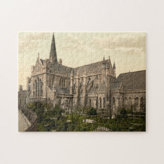 St Patrick's Cathedral Dublin Ireland Puzzle