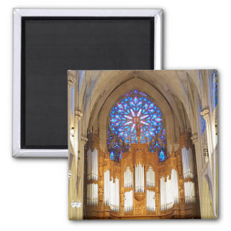 St. Patrick's Cathedral New York City Magnet