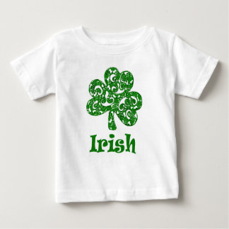 st patricks day4 baby T-Shirt