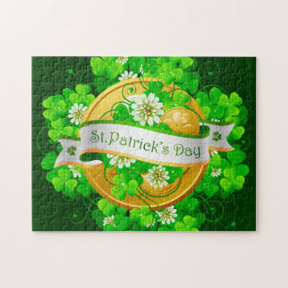 St. Patrick's Day 22 Puzzle