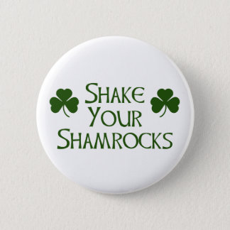 St. Patricks Day 2 Inch Round Button