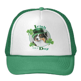 St. Patrick's Day Aussie Trucker Hat