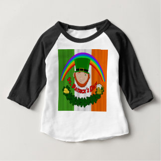 St. Patricks day Baby T-Shirt