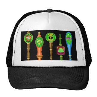 St. Patrick's Day Beer Taps Trucker Hats