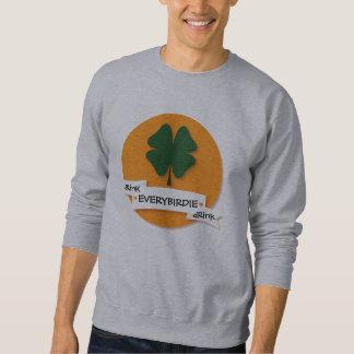 St. Patrick's Day Birdy Wear Sweatshirt