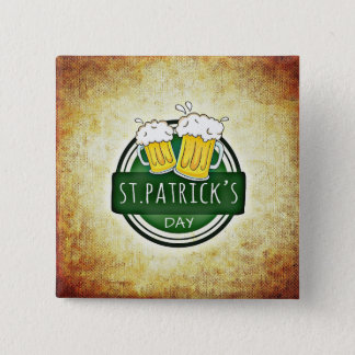 St.patrick's day buttons