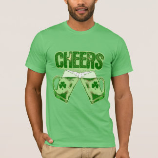 St Patrick's Day Cheers T-Shirt