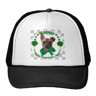 ST. PATRICK'S DAY CHIHUAHUA HATS