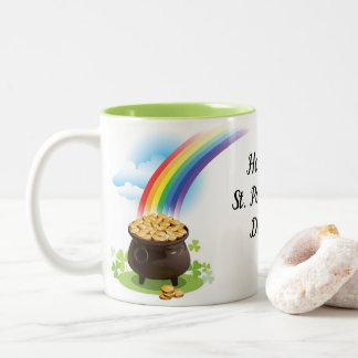 St Patrick's Day Coffee Mug Tea Cup