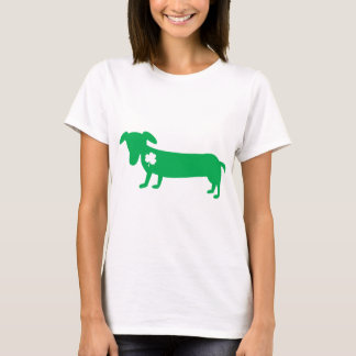 St. Patrick's Day Dachshund T-Shirt