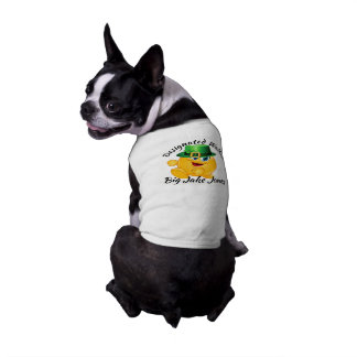 St. Patrick's Day Designated Walker Dog Shirt