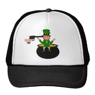 St Patrick's Day Do You Feel Lucky Hat