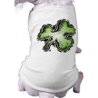 St. Patrick's Day Dog t-shirt