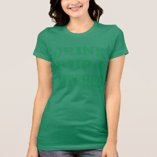 St Patrick's Day Drink Up T-Shirt