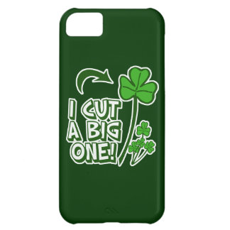 St Patrick's Day Farting Humor Cover For iPhone 5C