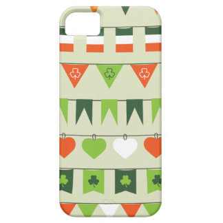 st patricks day flag iPhone 5 case