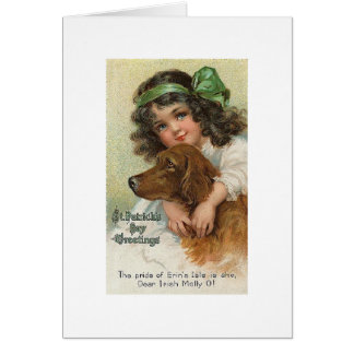 St. Patrick's Day Friends Card