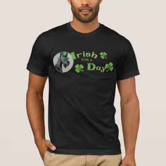 St. Patrick's Day Giant Schnauzer T-Shirt