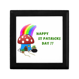 St Patricks Day Gift Box