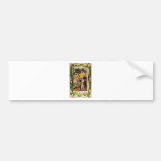 St. Patricks Day Gift Ideas Bumper Sticker