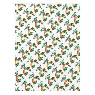 St Patrick's Day gifts Tablecloth