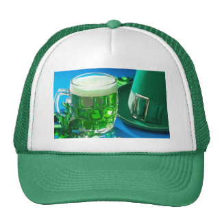 St. Patrick's Day Green Beer Hats