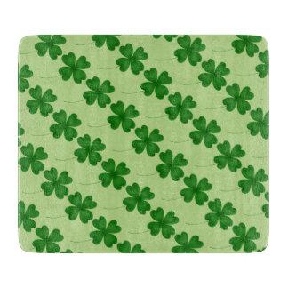 St Patricks Day green shamrocks Boards