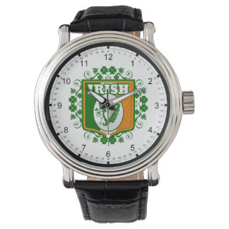St Patrick's Day Harp Watch