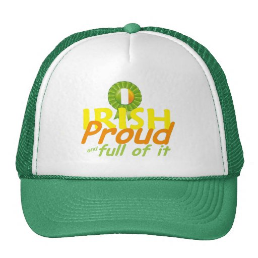 St. Patrick's Day Trucker Hat