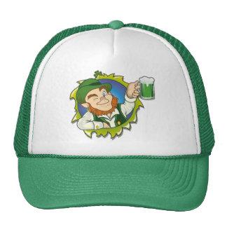 St. Patrick's Day Trucker Hats