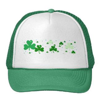 St. Patrick's Day Mesh Hats