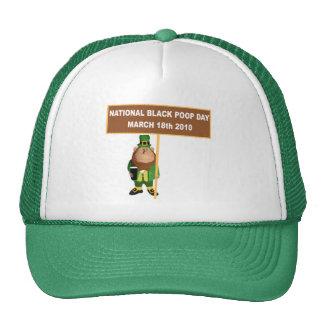 St Patrick's Day Mesh Hat