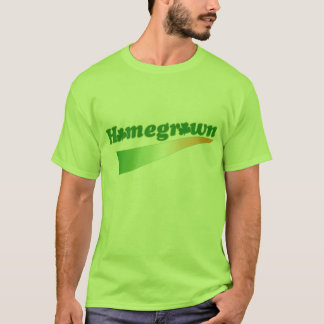 St Patricks Day Homegrown T-Shirt